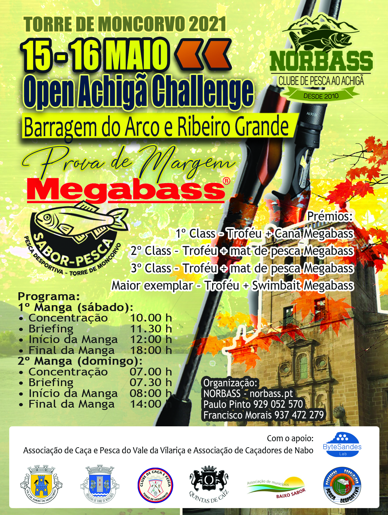 Open Mega Bass (1/2)